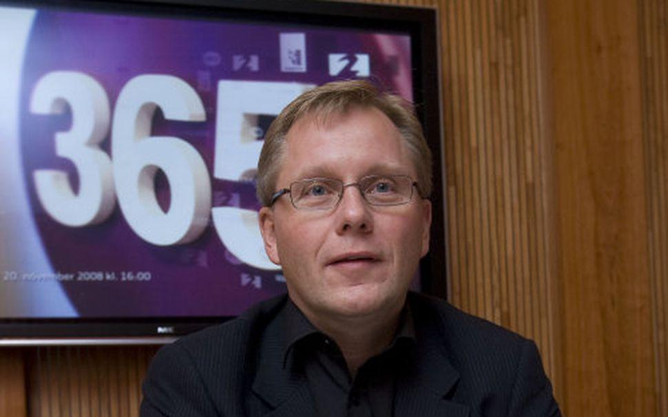 Ari Edwald er stjórnarformaður Íslenskrar Afþreyingar. Félagið hét áður 365.