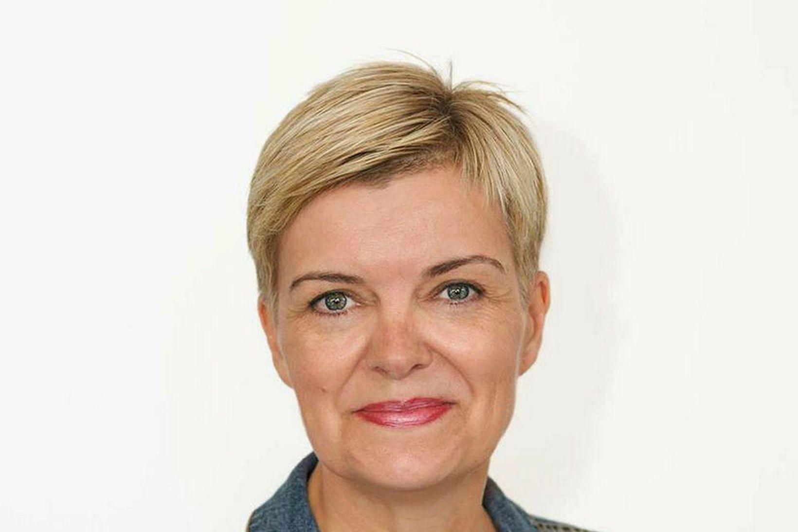Margrét Kristmannsdóttir framkvæmdastjóri Pfaff.