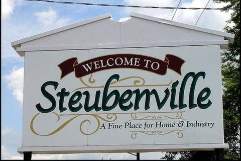 Frá Steubenville í Ohio ríki í Bandaríkjunum.
