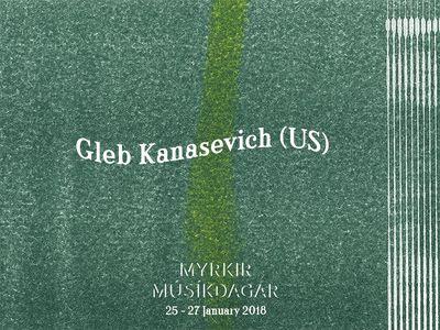 Gleb Kanasevich (US) : Inner Time II