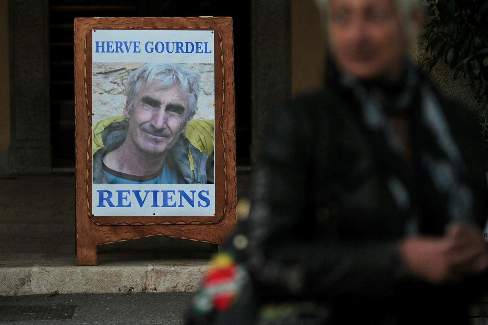 Herve Gourdel.