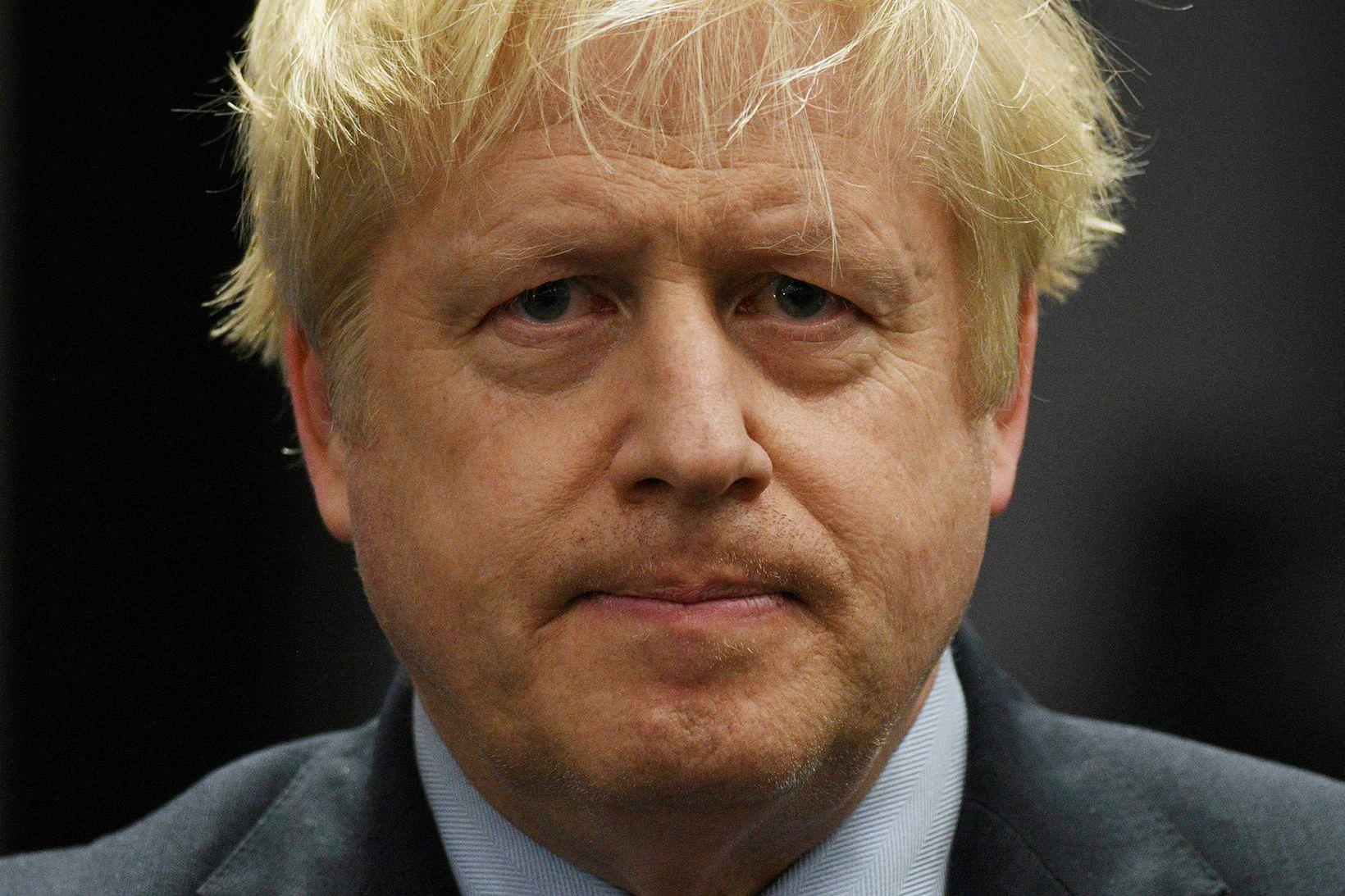 Forsætisráðherra Bretlands og leiðtogi Íhaldsflokksins, Boris Johnson, hefur ástæðu til …