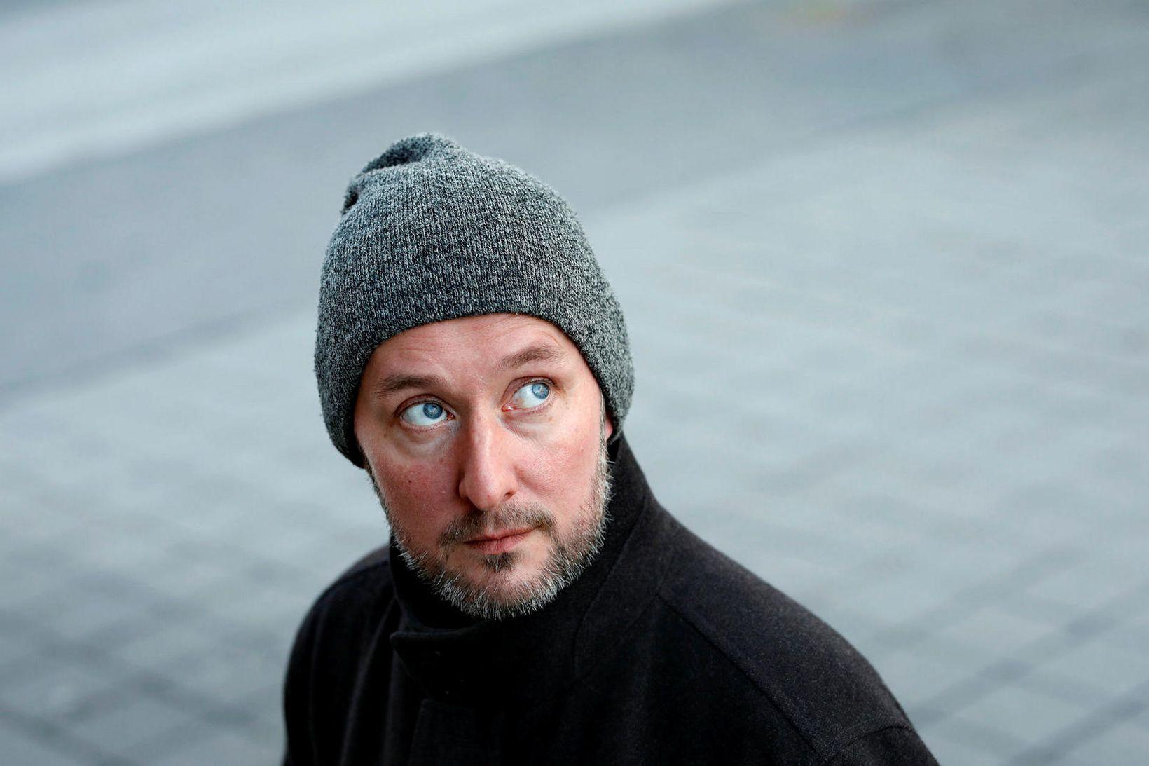 Rúnar Rúnarsson kvikmyndaleikstjóri.