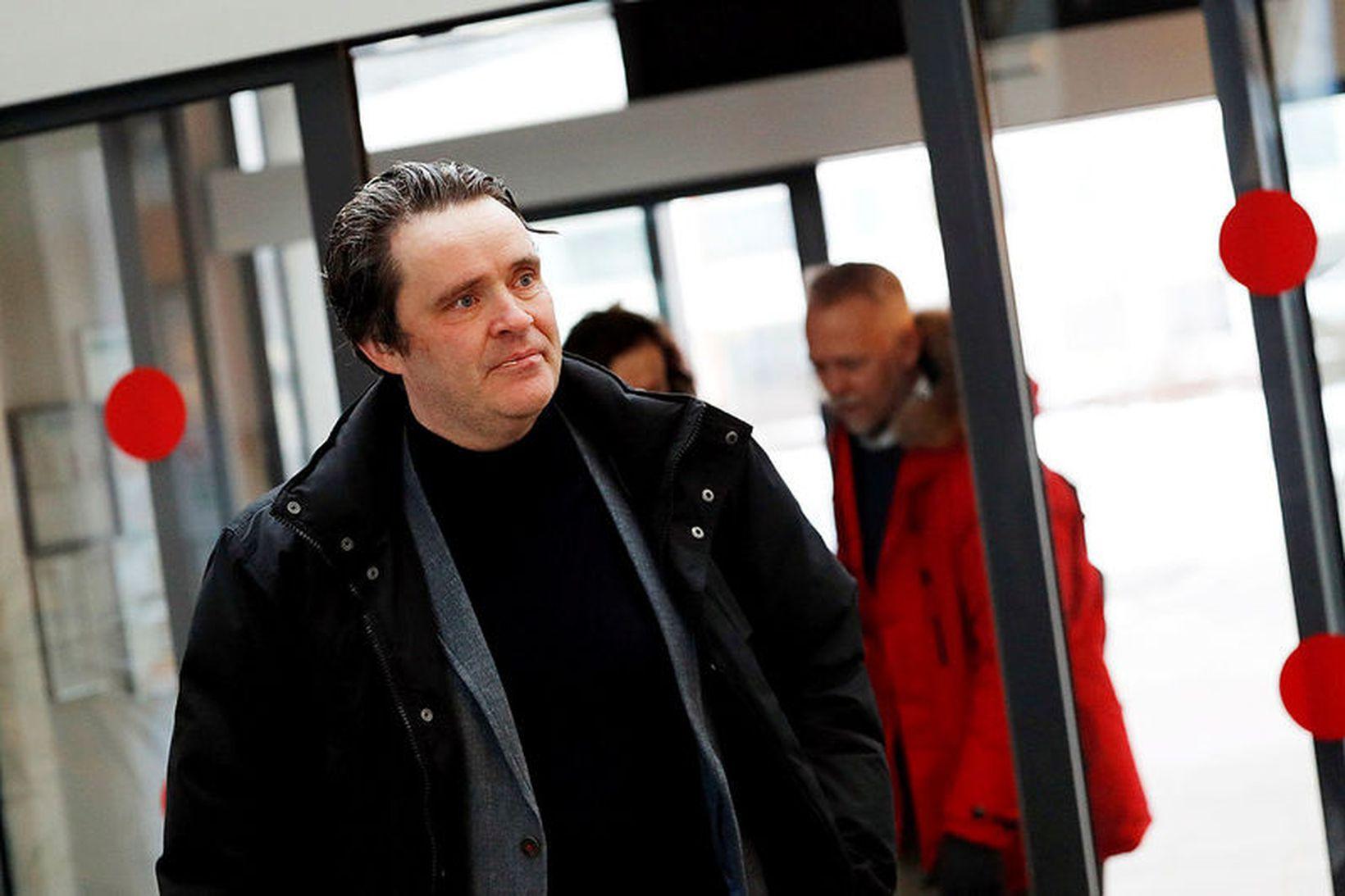 Flosi Eiríksson, framkvæmdastjóri SGS, segir að beita þurfi lögum um …