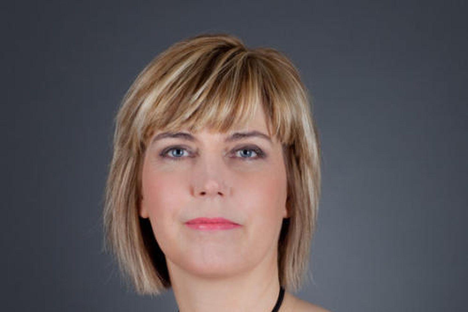 Kolfinna S. Magnúsdóttir.