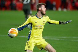 David de Gea gæti yfirgefið Manchester United í sumar.