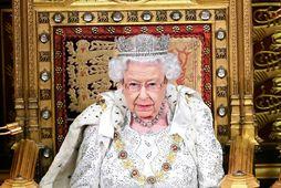 Laun þjónsins í Buckingham-höll eru undir lágmarkslaunum.