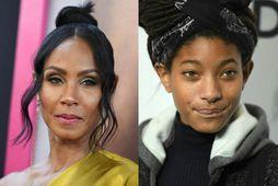 Jada Pinkett Smith og dóttir hennar Willow Smith hafa báðar íhugað að láta stækka á …