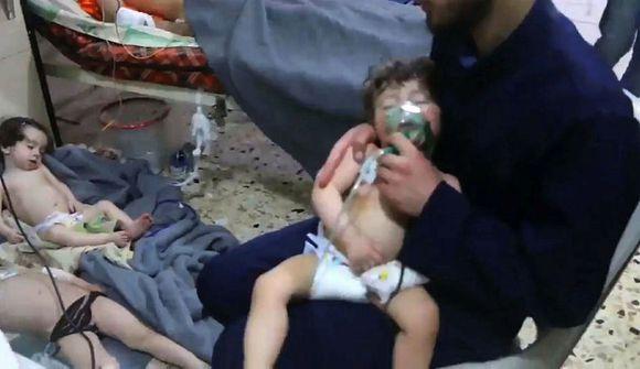 Segir Douma-skýrslu hafa verið breytt