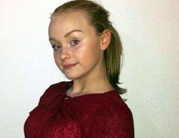 Sunniva Ødegård, 13 ára stúlka, fannst látin á göngustíg skammt frá heimili sínu aðfaranótt 30. ...