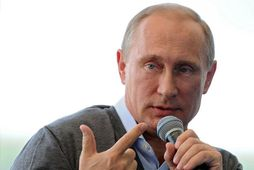 Vladímír Pútín.