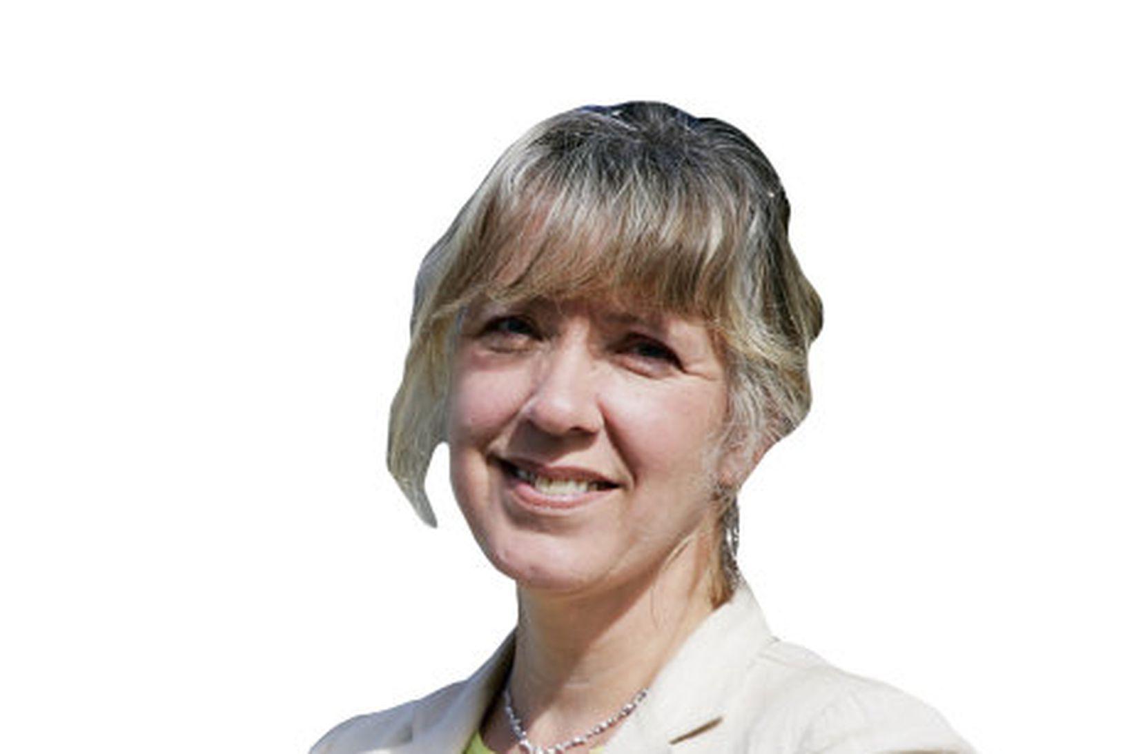 Kolbrún Halldórsdóttir.
