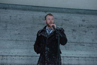 Þórólfur Júlían Dagsson, talsmaður Andstæðinga stóriðju í Helguvík, segir réttast að boða til íbúakosninga um ...