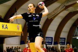 Rakel Sara Elvarsdóttir átti gott mót.