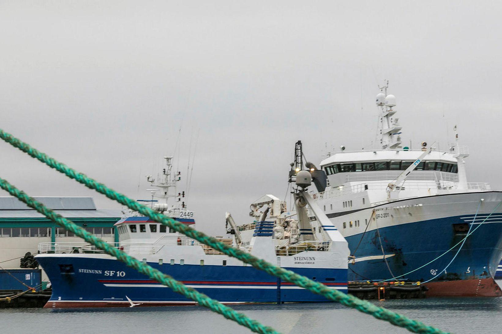 Samgöngustofa birti nýverið skipaskrá fyrir 2021. Samstening flotans hefur breyst …