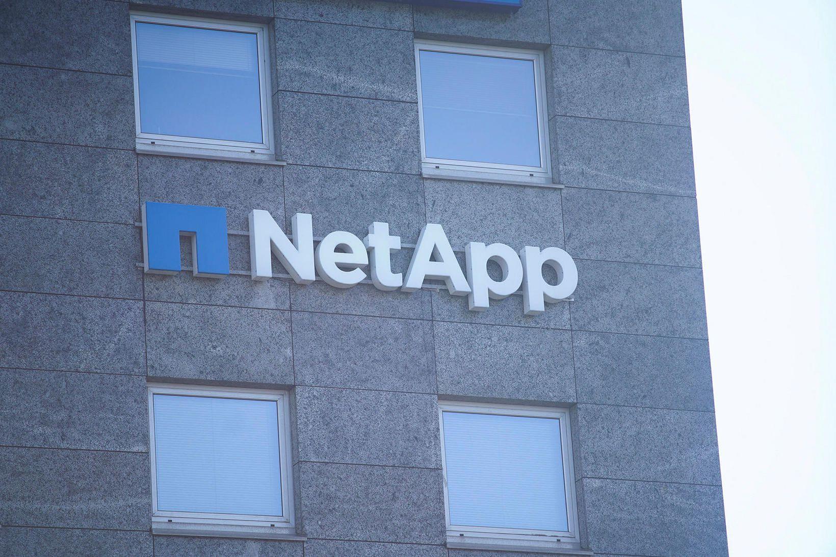 Verð hlutabréfa í NetApp tók mikið stökk þegar samningurinn við …