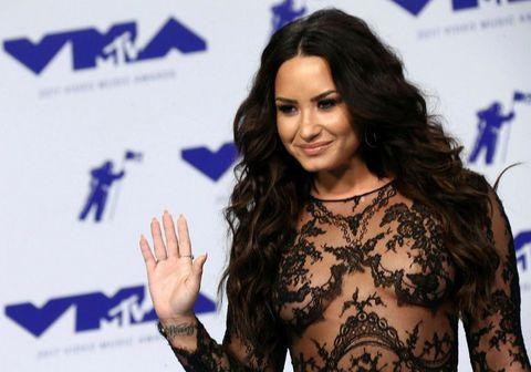 Demi Lovato er búin að ná sér á strik.
