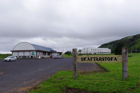 Skaftárstofa Visitor Centre, Kirkjubæjarklaustur