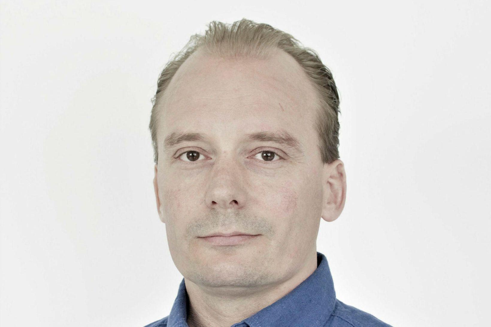 Dr. Haukur Logi Karlsson, formaður Sambands íslenskra námsmanna erlendis.