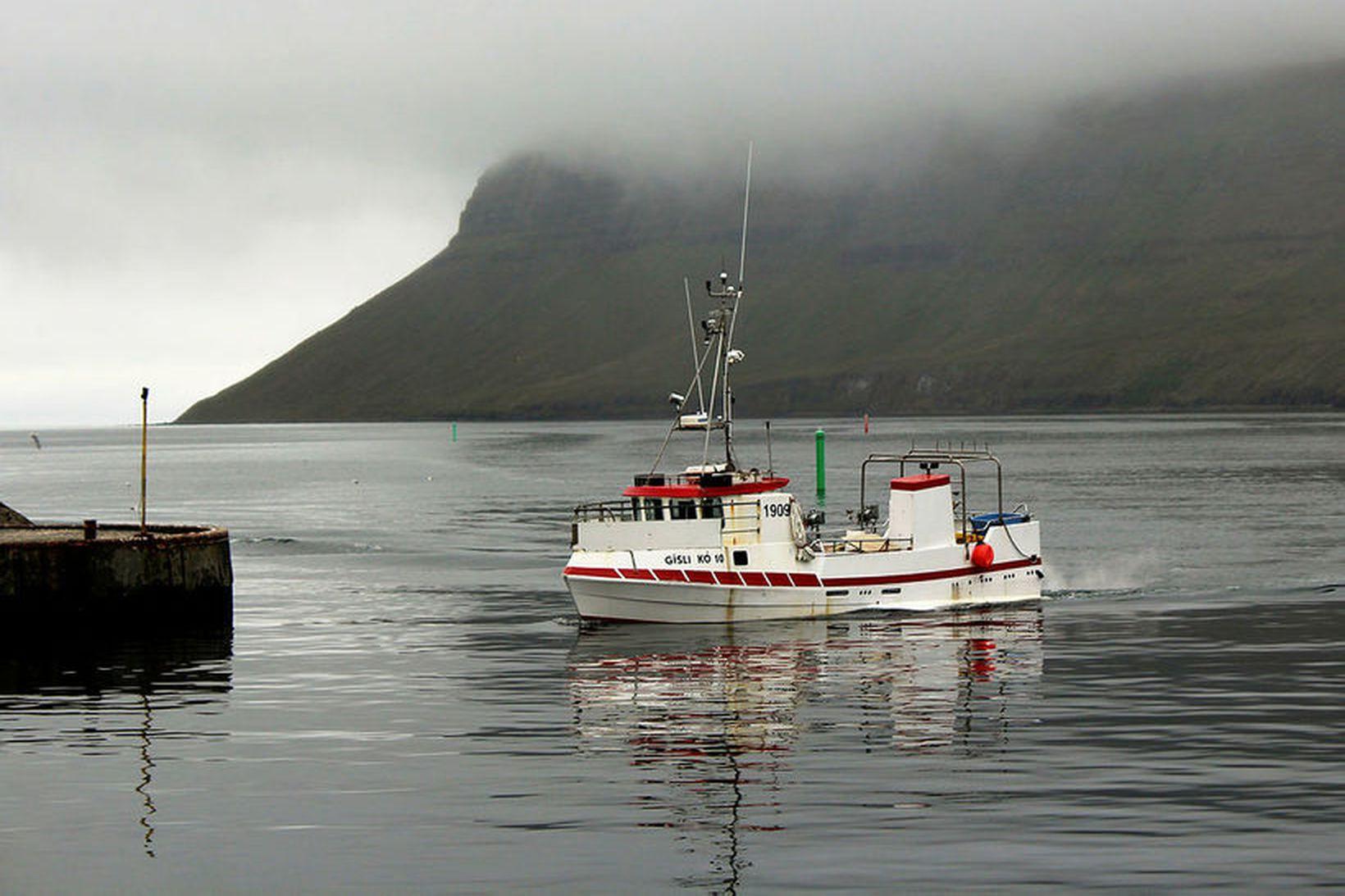 11.100 tonn af óslægðum botnfiski er heimilt að veiða í …