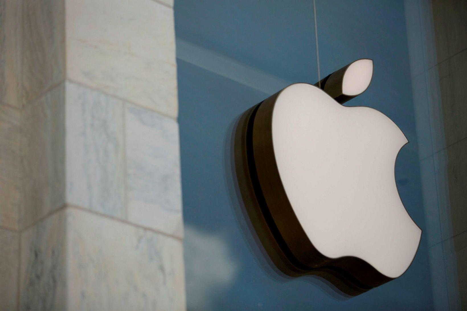 Tæknirisinn Apple er ósáttur við nýjar reglur ESB þar sem …