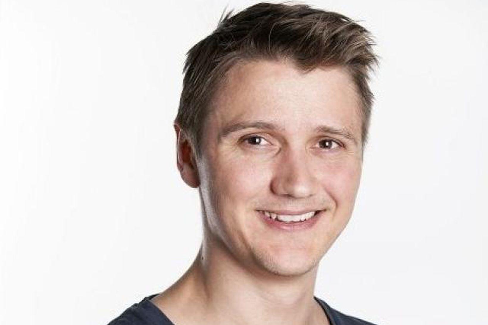 Atli Fannar Bjarkason, framkvæmdastjóri Bjartrar framtíðar.