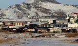 Landris hefur mælst vegna kvikusöfnunar vestan við fjallið Þorbjörn við Grindavík.