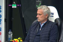 Mourinho vill ekki vera með boltann (myndskeið)