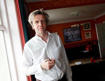 Gunnar Smári Egilsson, stofnandi og formaður framkvæmdastjórnar Sósíalistaflokks Íslands.