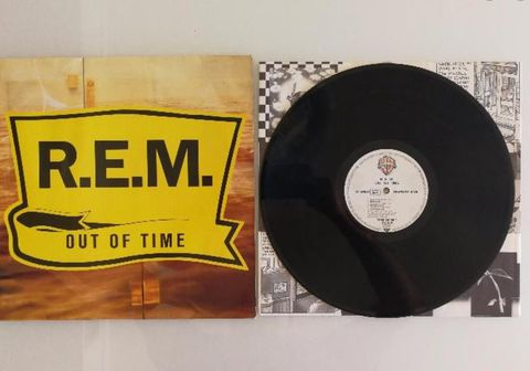 30 ár eru liðin frá því að R.E.M. gaf út plötuna Out Of Time.