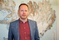 Guðmundur Ingi Guðbrandsson, umhverfis og auðlindaráðherrra.