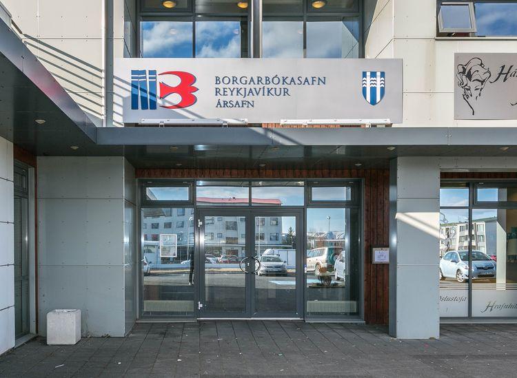 Árbær Culture House - Reykjavík City Library