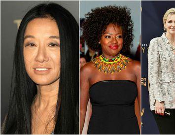 Þæra Vera Wang, Viola Davis og Jane Lynch skutust upp á stjörnuhimininn eftir fertugt.