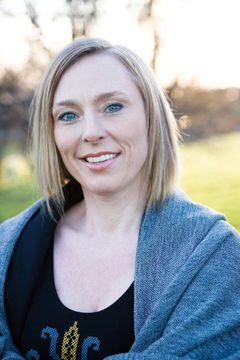 Andrea Jóhanna Ólafsdóttir.