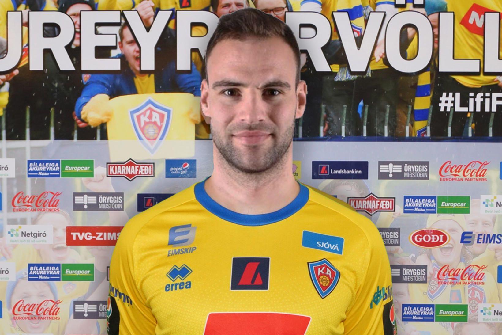 Dusan Brkovic er orðinn leikmaður KA.