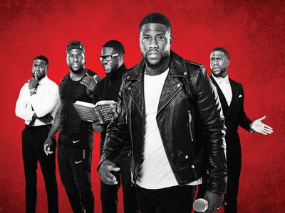 Kevin Hart: The Irresponsible Tour - VIP PACKAGES