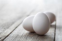 Hvernig er best að frysta egg?