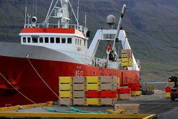 Gullver landaði 95 tonnum í gær, mest þorski.