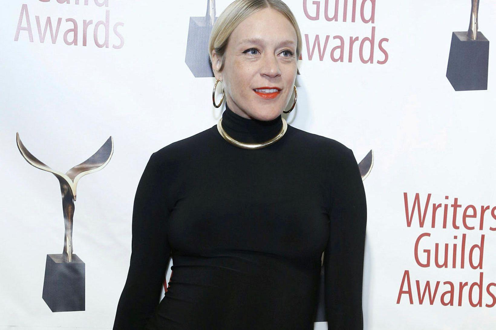 Chloë Sevigny á von á barni á næstunni.