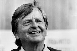 Olof Palme árið 1975.