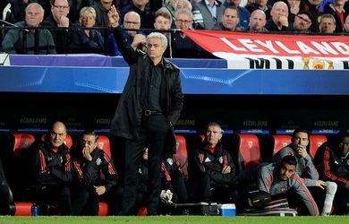 Mourinho brást illur við