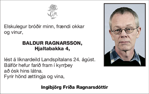 Baldur Ragnarsson,