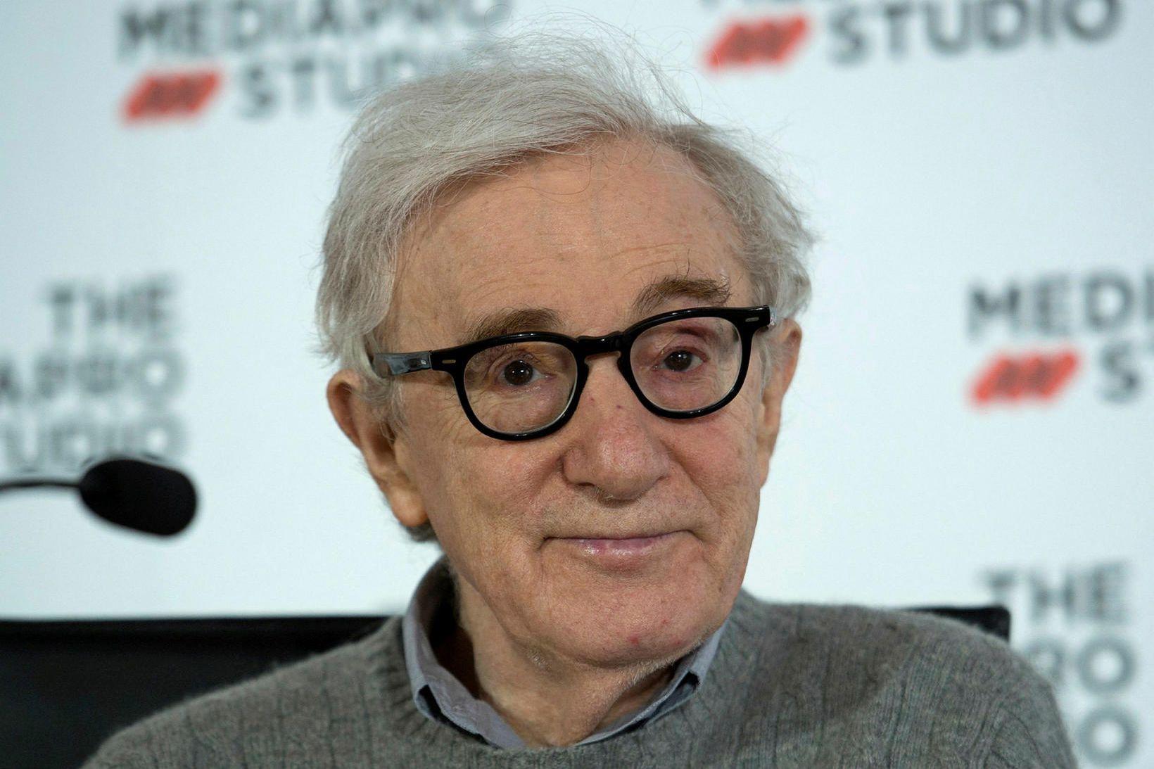 Woody Allen neitar að hafa brotið á dóttur sinni fyrir …