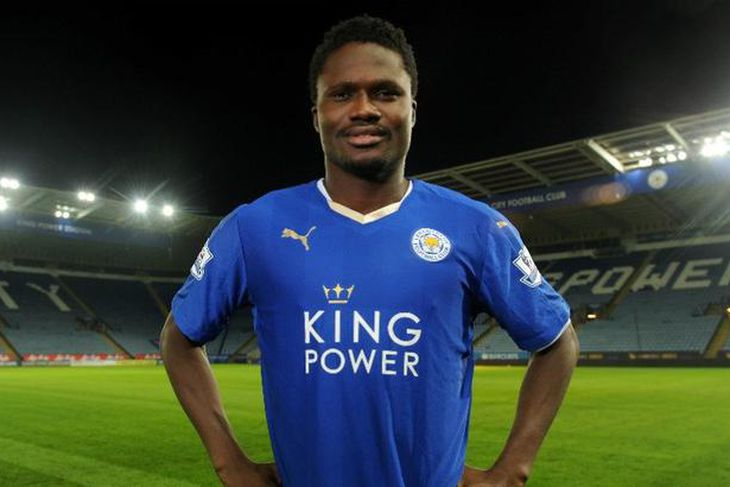 Daniel Amartey er kominn til Leicester frá FC Köbenhavn fyrir 6 milljónir punda. Hann er ...