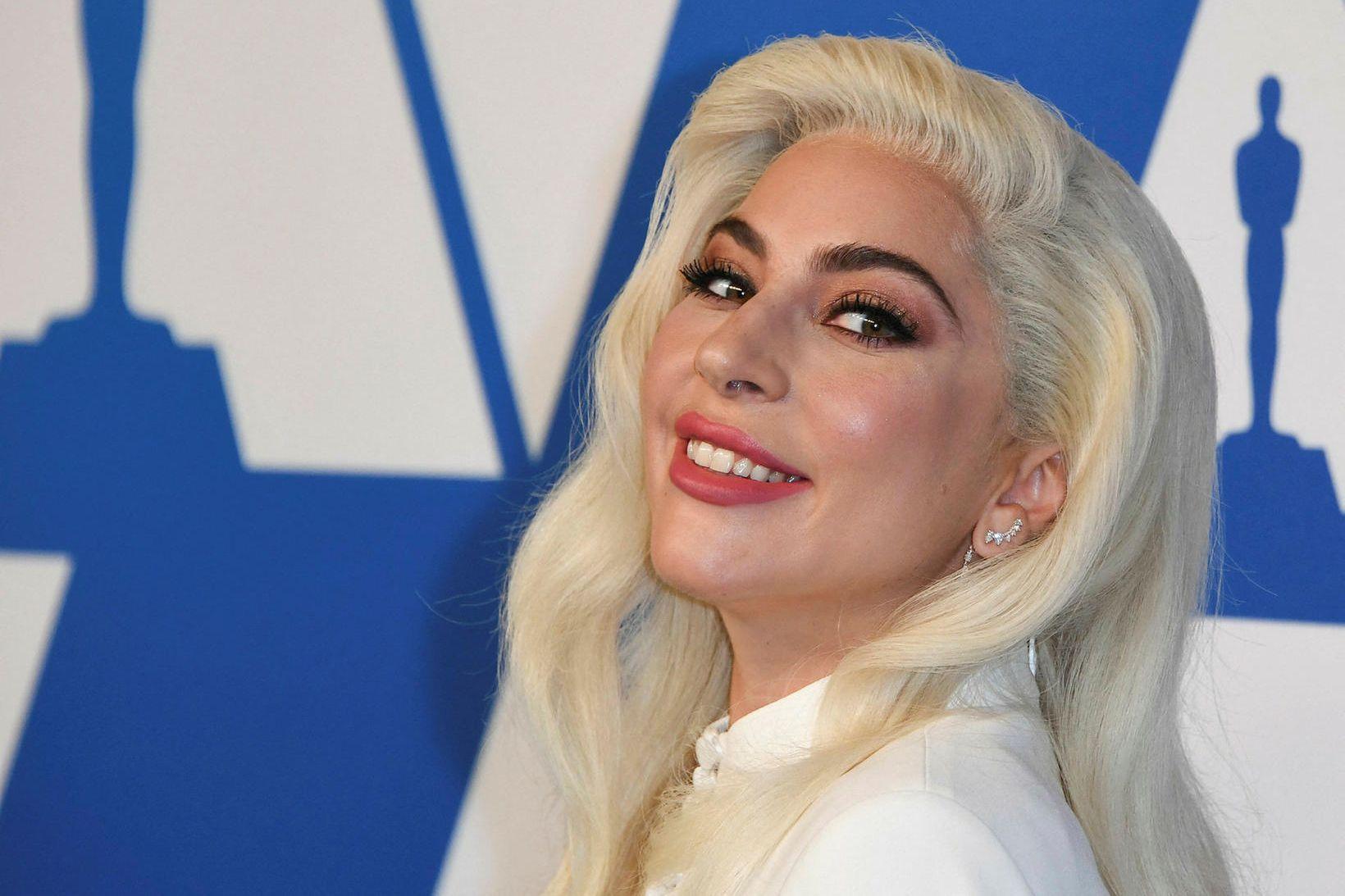 Fimm manns voru handtekin fyrir að stela hundum Lady Gaga.