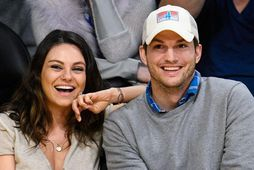 Mila Kunis og Ashton Kutcher.