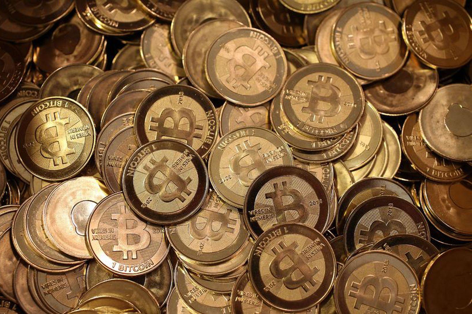Viðskipti með Bitcoin gjaldmiðilinn eru ekki heimil samkvæmt íslenskum lögum …