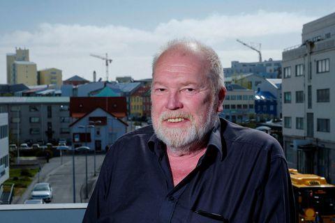 Arthúr Bogason, formaður landssambands smábátaeigenda.