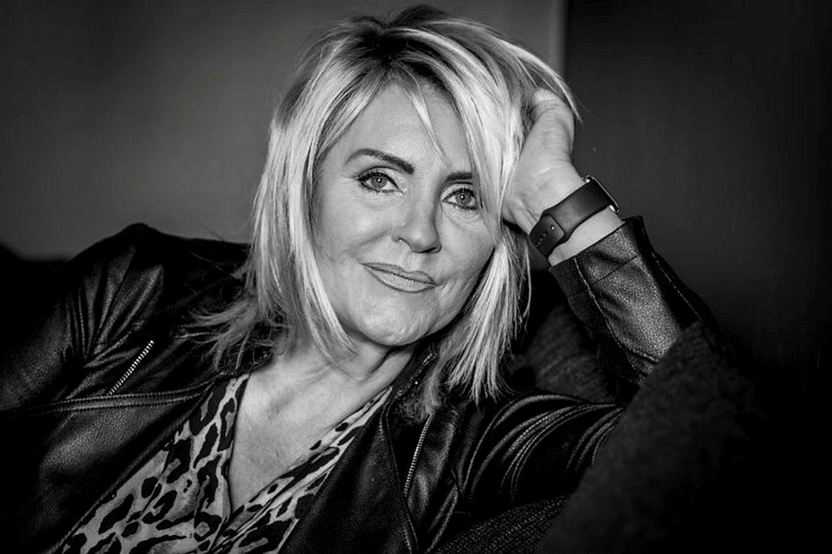 Linda Baldvinsdóttir markþjálfi og samskiptaráðgjafi hjá Manngildi.