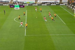 Arsenal á miklu flugi (myndskeið)